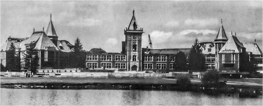 New Rochelle High School After The Fire